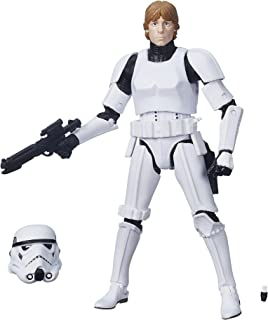 Star Wars The Black Series Luke Skywalker (Stormtrooper Disguise) 6 Inch Figure
