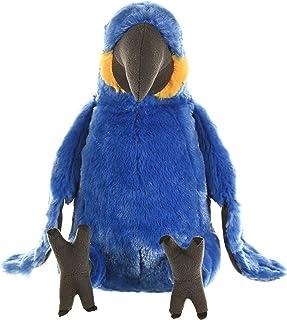 """Wild Republic Hyacinth Macaw 12"""", Blue [10934]"""