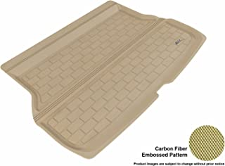 3D MAXpider Custom Fit All-Weather Cargo Liner for Select Acura RDX Models - Kagu Rubber (Tan)