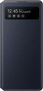 "Samsung EF-EG770PBEGWW View Wallet Cover for 6.7"" Galaxy S10 Lite, Black"