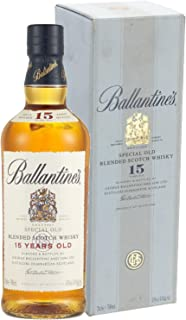 """Ballantine""""s 15 Years Old Blended Scotch Whisky Whisky 1 x 0.7 l"""