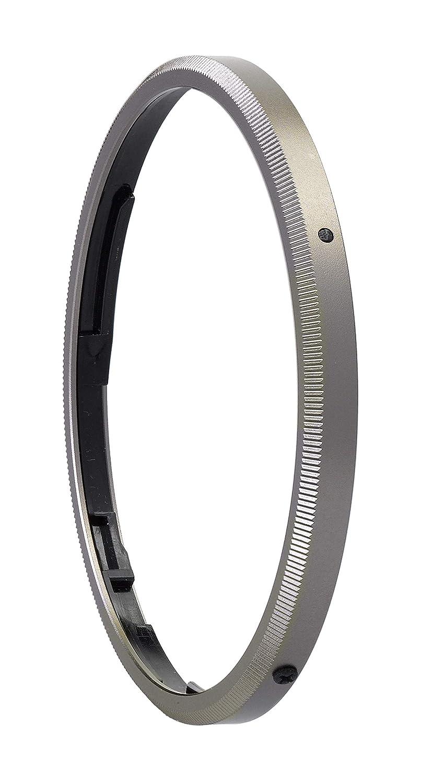 Gn-1 Dark Grey Metal Accent Ring for Gr III Digital Camera