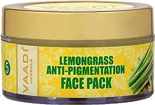 Vaadi Herbals Lemongrass Anti Pigmentation Face Pack, 70g
