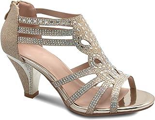 OLIVIA K Womens Flip Flop Slingback Flat Thong Sandal - Comfortable, Easy Slip On