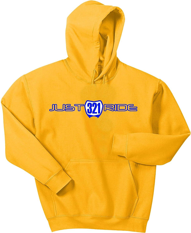 Just Ride Motocross Hoodie Sweatshirt Plate Person 定番 返品交換不可 Number Custom