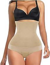Gotoly Women Waist Trainer Shapewear High Waist Tummy Control Seamless Body Shaper Butt Lifter Panties
