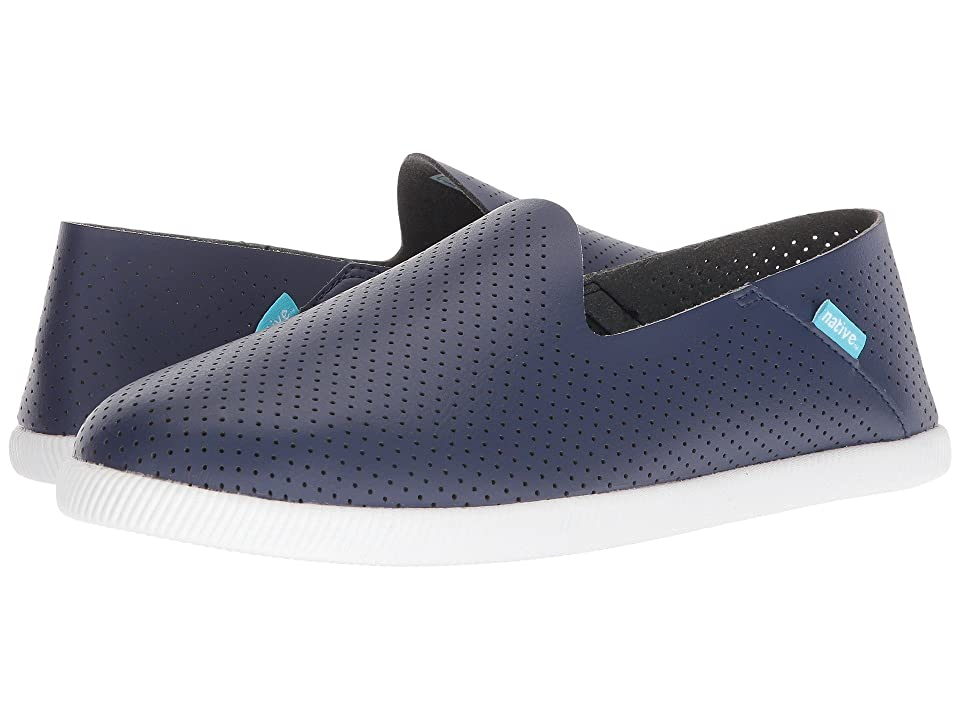 Native Shoes Malibu (Regatta Blue/Shell White) Shoes