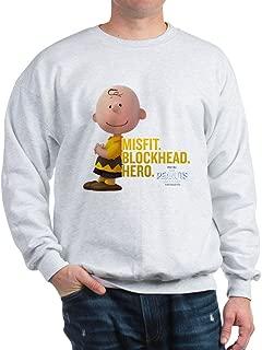 CafePress Charlie Brown - Blockhead Sweatshirt