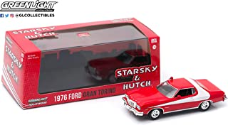Greenlight 86442 1976 Ford Gran Torino Starsky and Hutch 1:43 Scale Diecast