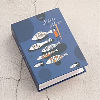 Album Photo, 6 Pouces en Plastique 100 Album Photo Livre 4d Grand Album de Six Pouces Livre bébé Famille Albums de Scrapbo...