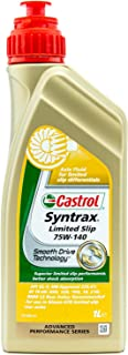 castrol limited slip 75w140