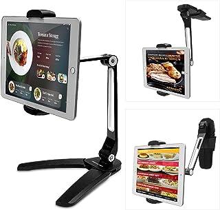 Sponsored Ad – AboveTEK Kitchen Tablet Stand – HIGHFlex 360 Superior Strength Portable 4.7 to 13.5 Inch Universal Tablet S...
