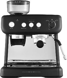 Sunbeam EM5300K Barista Max Coffee Machine   Automatic Espresso, Latte & Cappuccino Coffee Maker with Integrated Bean Grin...