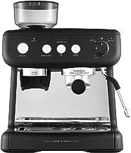 Sunbeam EM5300K Barista Max Coffee Machine | Automatic Espresso, Latte & Cappuccino Coffee Maker with Integrated Bean Grin...