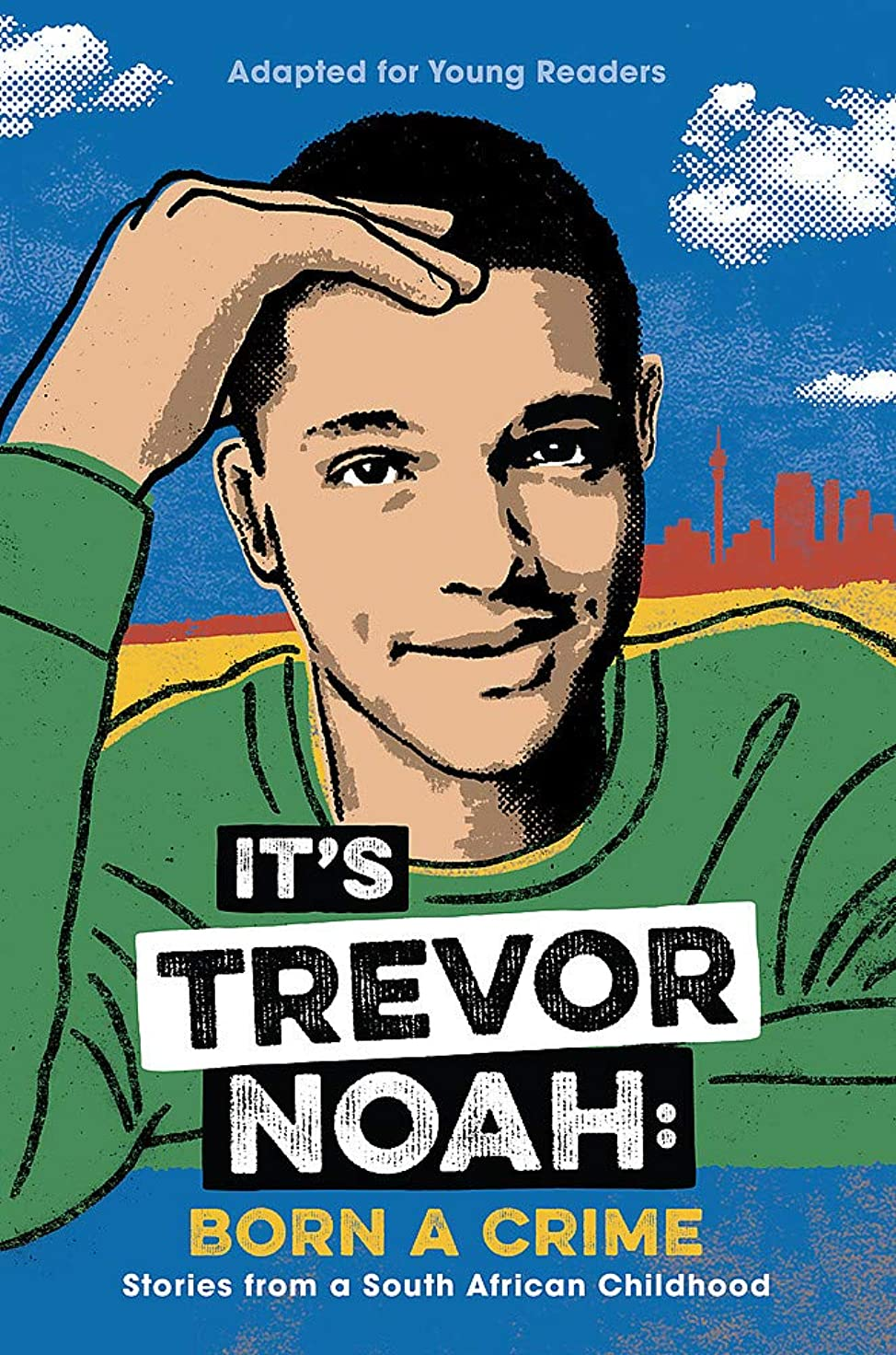 群れ結核主権者It's Trevor Noah: Born a Crime