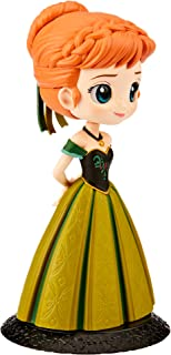BANPRESTO Q POSKET Disney Characters -Anna Coronation Style-(A Normal Color VER) Collectible Figure