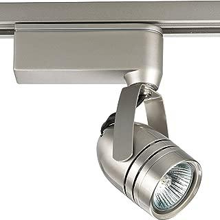 Progress Lighting P6105-09 12 Volt Low Voltage MR16 Slotted Back Cylinder Track Head, Brushed Nickel