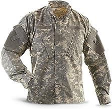 Al aire última intervensión militar ropa previamente ACU chamarra