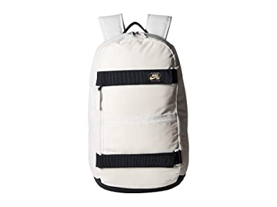 Nike SB Courthouse Backpack (Summit White/Dark Obsidian/Celestial Gold) Backpack Bags