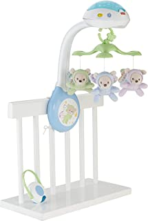 Fisher-Price- Butterfly Dreams 3-in-1 Projection Mobile