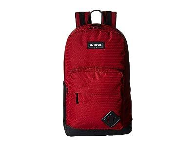 Dakine 365 Pack DLX Backpack 27L (Crimson Red) Backpack Bags
