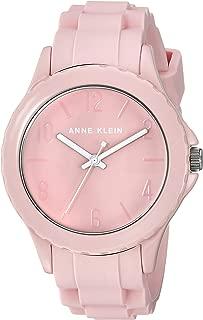 Women's AK/3241 Silicone Strap Watch