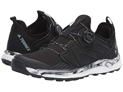adidas Outdoor Terrex Agravic BOA (Black/Non-Dyed/Carbon) Women