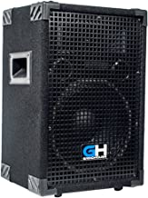 Grindhouse Speakers - GH10L - Passive 10 Inch 2-Way PA/DJ Loudspeaker Cabinet  - 600 Watt Full Range PA/DJ Band Live Sound Speaker