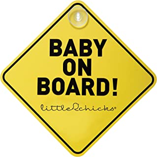 Little Chicks Baby on Board Sign