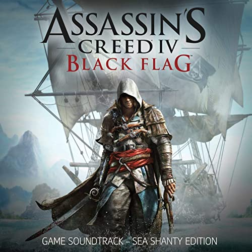 Assassin S Creed 4 Black Flag Sea Shanty Edition Original Game