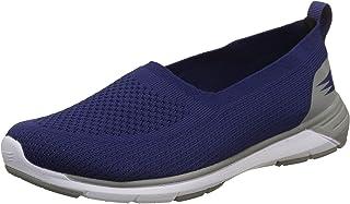 DFY Women's Strider Navy/Grey Multisport Training Shoes-5.5 UK/India (39 EU)(DWF18W500422-39)