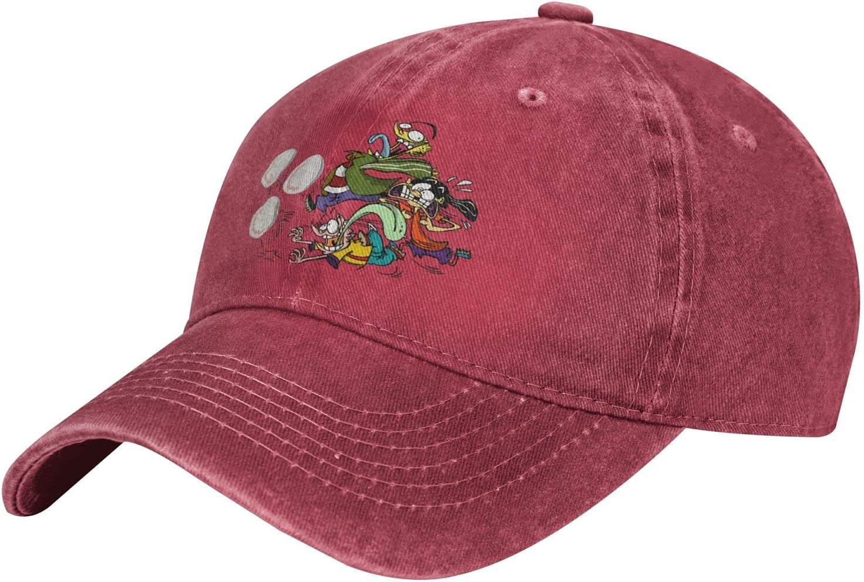 Pcaocmro Ed, EDD N Eddy Cowboy Hat Unisex Adjustable Hat Circumference Size Pure Cotton Denim Wash Water Outdoor