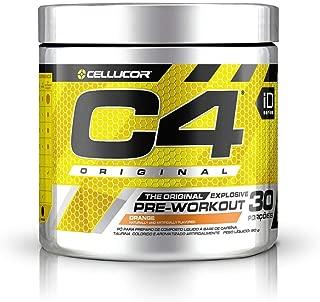 Pré Treino C4 Pre-Workout 90g Cellucor - Orange