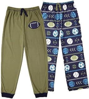 St 7 Eve Boys Sleep Pant 2-pack Blue//BlueRed Plaid