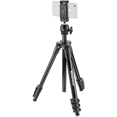 Manfrotto Mkscompactltbk Compact Light Smart Stativ Kamera