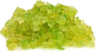 Hand Cubed Candied Citron (Cedro) 12 Ounce Container From Frank and Sal