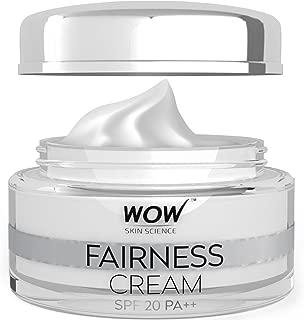 Best natural fairness cream Reviews