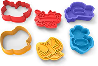 Fred TOUGH COOKIE Tattoo Cookie Cutter/Stampers, Set of 4