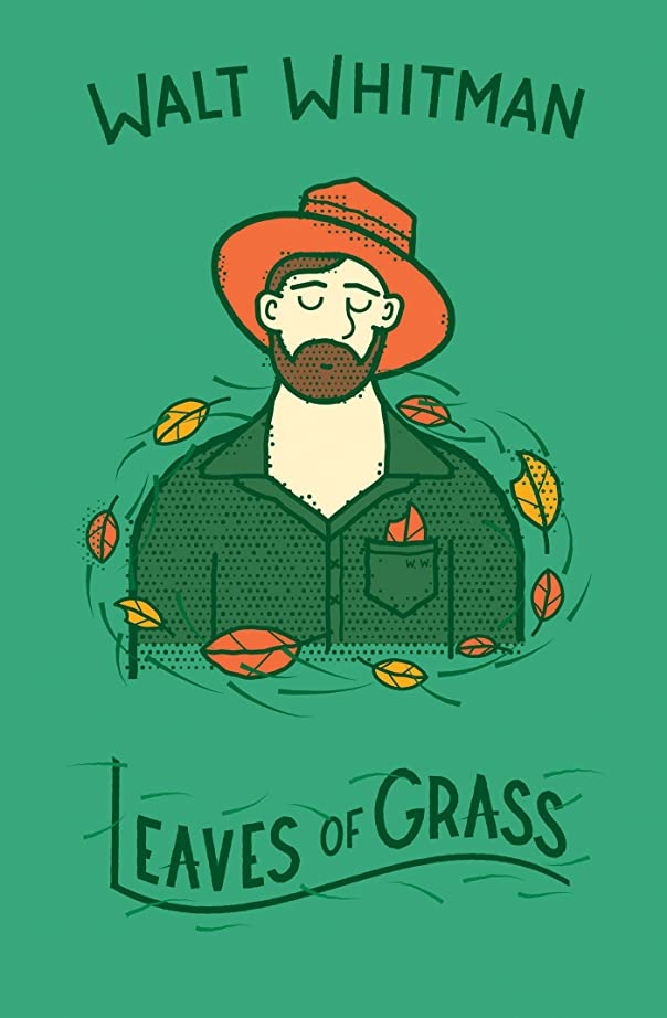 望遠鏡増加する指紋Leaves of Grass (English Edition)