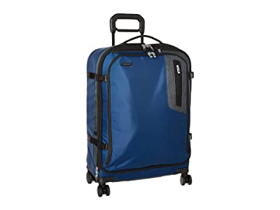 Briggs & Riley BRX Explore Medium Expandable Spinner (Blue) Luggage