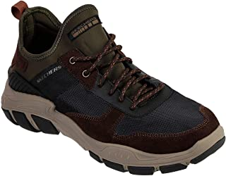 Skechers Relaxed Fit Braso Olavo Mens Sneaker Boot