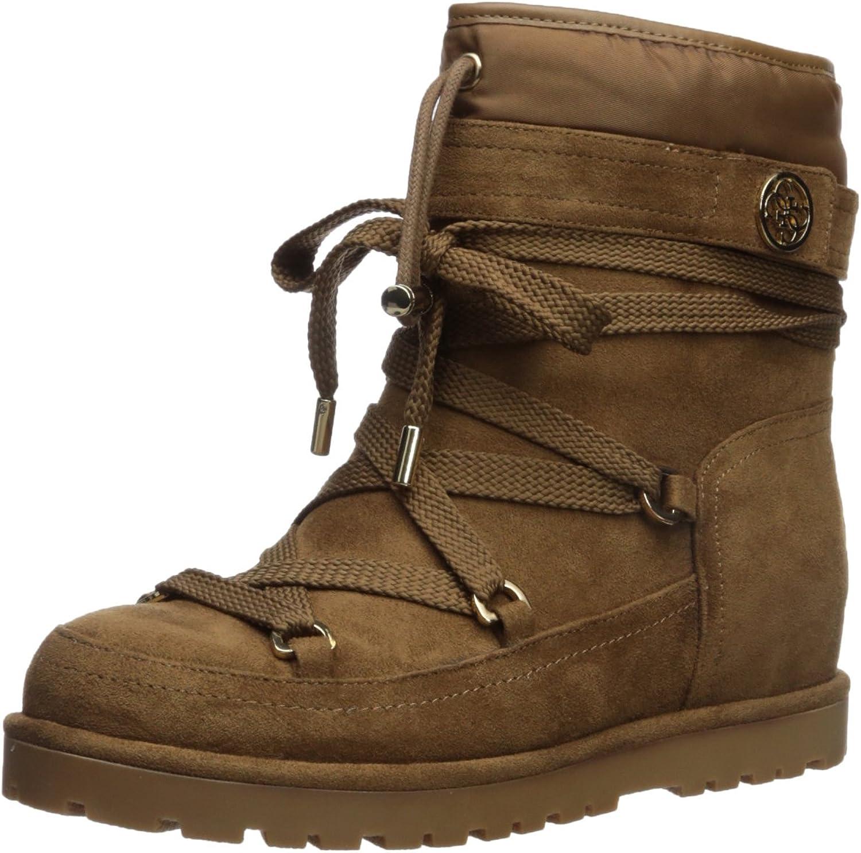 GUESS Womens Felicya Mid Calf Boot