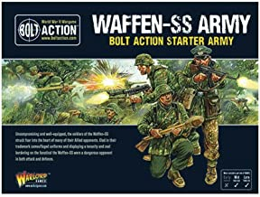 Warlord Games Bolt Action: Waffen SS Starter Army