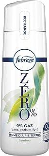Febreze ZÉRO% Bambou Recharge 300ml Brume D'Air & Textile