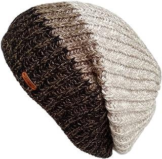 65e08ea97d459 LETHMIK Unique Winter Skull Beanie Mix Knit Slouchy Hat Ski Cap for Men    Women
