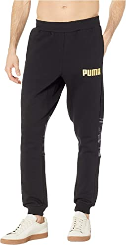 Camo Foil Fleece Sweatpants