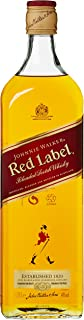 Johnnie Walker Red Label Blended Scotch Whisky 1 x 1 l