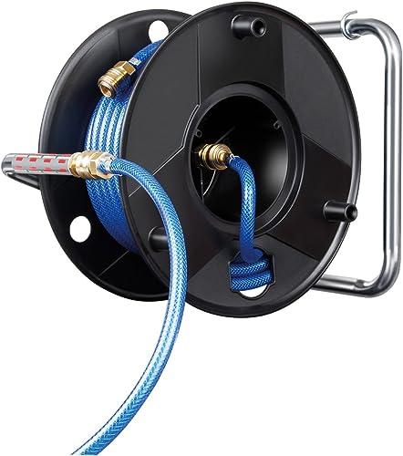 Brennenstuhl Druckluftschlauchtrommel Anti Twist ø6/12mm 20m, 1127010