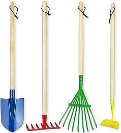 Best garden tool sets for kids