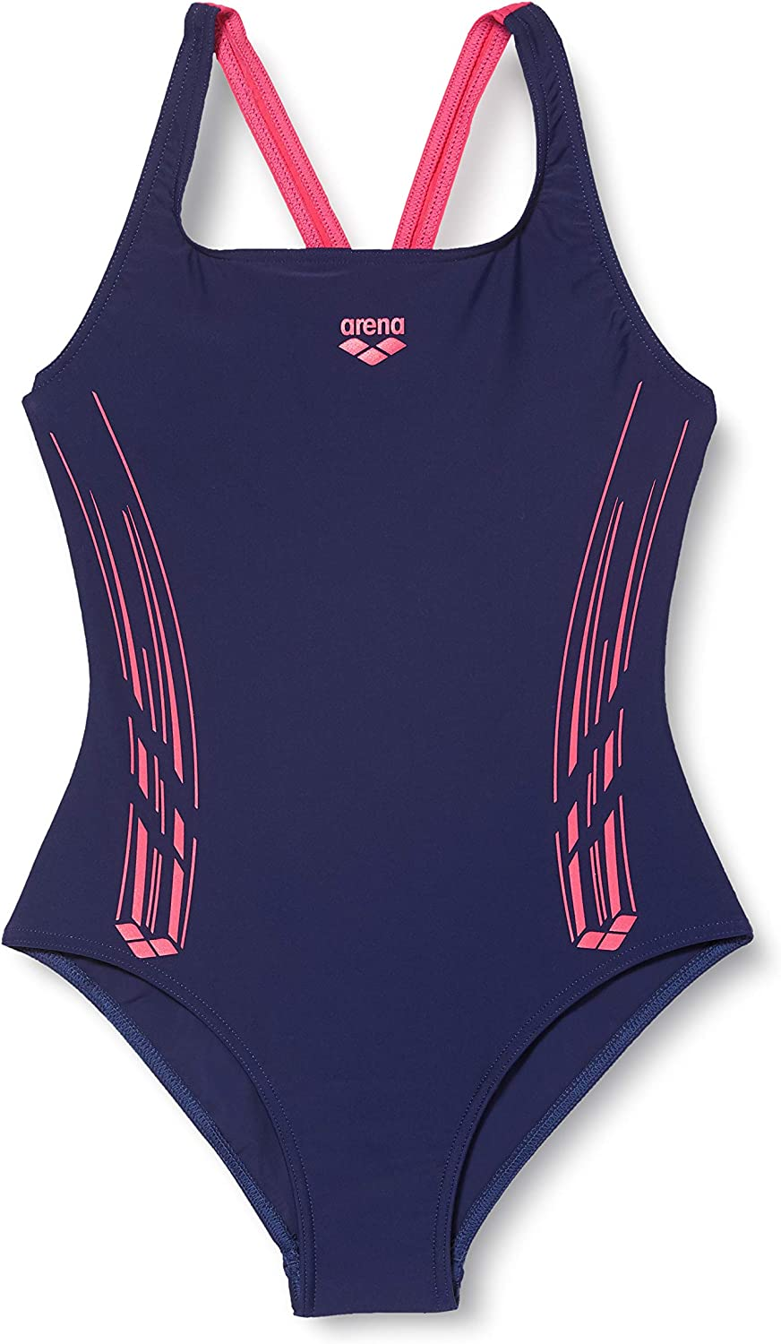 Arena Womens Women Sports Swimsuit Stamp Swimsuit